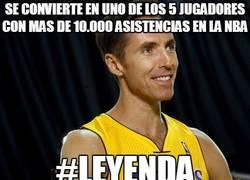 Enlace a Se convierte en uno de los 5 jugadores con más de 10.000 asistencias en la NBA