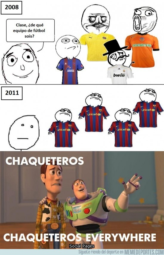 65259 - Chaqueteros Everywhere