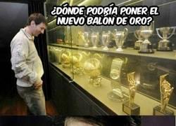 Enlace a Ya sabes donde ponerlo, Messi