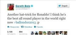 Enlace a Gareth Bale haciéndo méritos para fichar por el Real Madrid