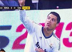 Enlace a GIF: Celebración de CR7 en honor a Ramos