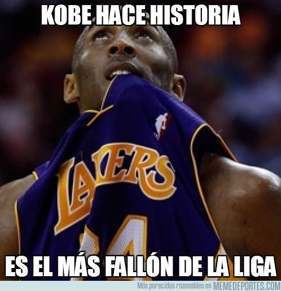 66271 - Kobe hace historia