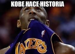 Enlace a Kobe hace historia