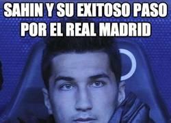 Enlace a Sahin y su exitoso paso por el Real Madrid