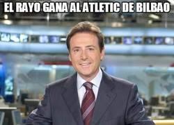 Enlace a El Rayo gana al Athletic de Bilbao