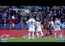 Enlace a VÍDEO: Golazo de Buonanotte al Barça de falta