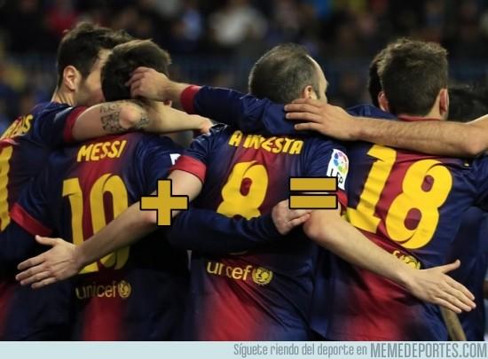 67461 - La ventaja del Barcelona sobre el Real Madrid