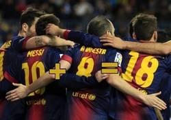 Enlace a La ventaja del Barcelona sobre el Real Madrid