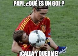 Enlace a Papi, ¿qué es un gol ?