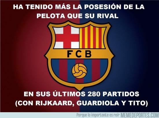 67908 - El Barça, siempre dueño de la pelota