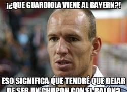 Enlace a ¡¿Que Guardiola viene al Bayern?!