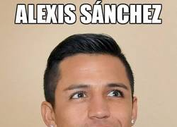 Enlace a Alexis Sánchez