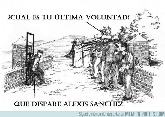 69001 - Que dispare Alexis