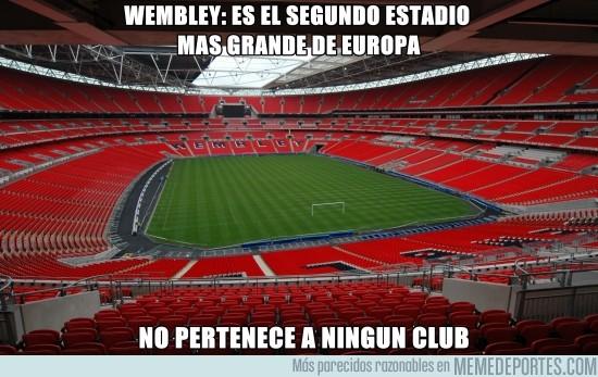 69030 - Wembley, es el 2do estadio más grande de europa