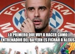 Enlace a La primera decisión de Pep Guardiola en el Bayern es...