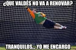 Enlace a ¿Que Valdés no va a renovar?