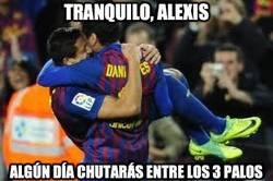 Enlace a Tranquilo, Alexis