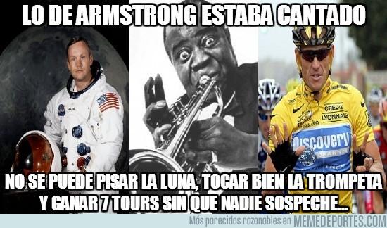 70008 - Lo de Armstrong estaba cantado