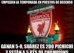 Enlace a Remontadas made in Liverpool