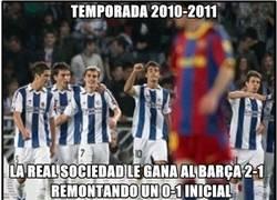 Enlace a Anoeta, la pesadilla del Barça