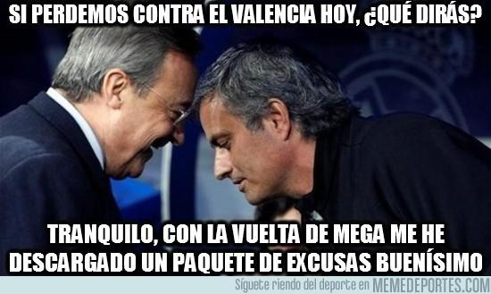70465 - ¿Si perdemos contra el Valencia hoy qué dirás?
