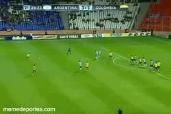 Enlace a GIF: Bomba de Quintero en el Sudamericano Sub-20