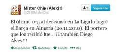 Enlace a De 5 en 5, Bad Luck Alves por @2010Misterchip