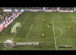 Enlace a VÍDEO: Alexis Awards en el FIFA 13