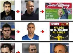 Enlace a La pérdida de pelo del Barça y sus consecuencias