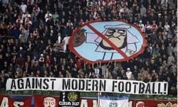 Enlace a Odio eterno al fútbol moderno, ¡fuera jeques!