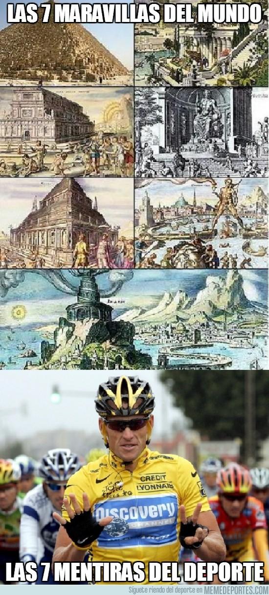 71635 - Las 7 maravillas del mundo