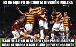 Enlace a Es un equipo de cuarta división inglesa