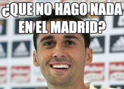 Enlace a ¿Que no hago nada en el Madrid?