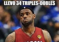 Enlace a Llevo 34 triples-dobles