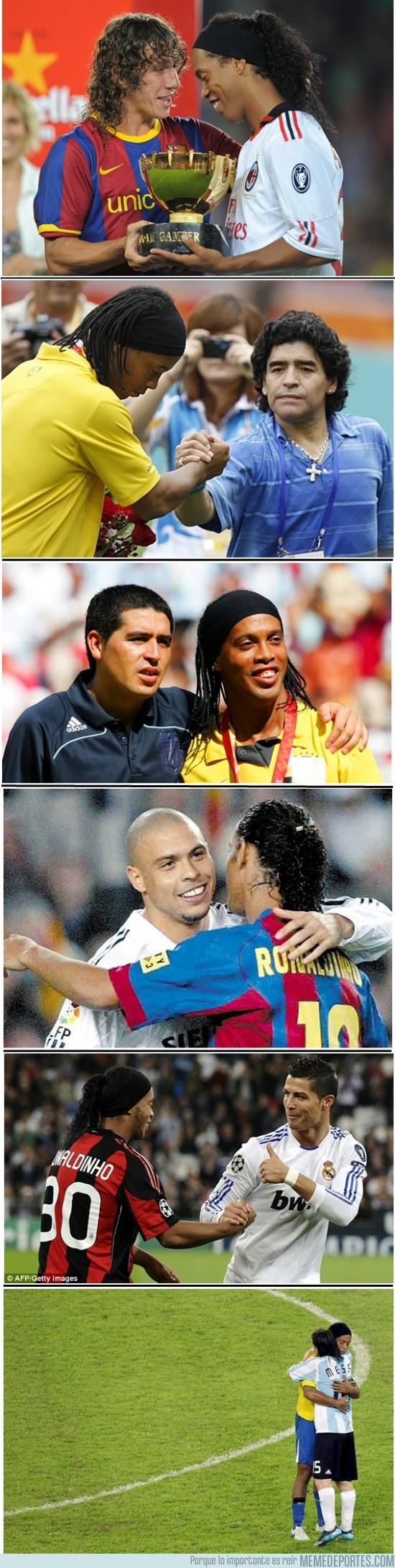 73466 - Ronaldinho, imposible no quererlo