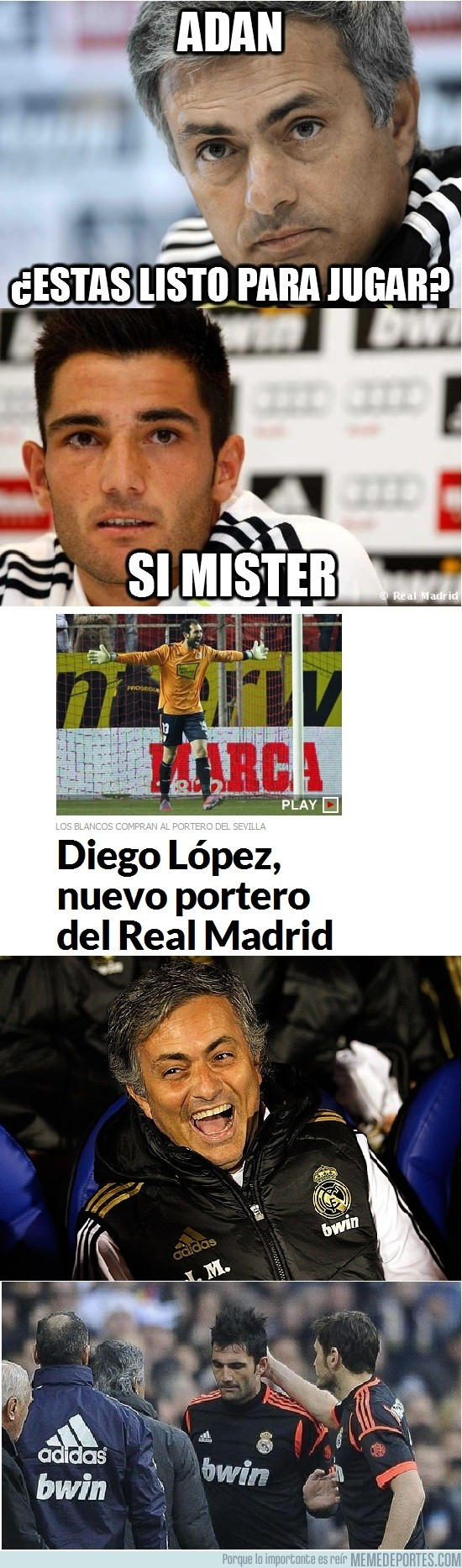 73499 - Mourinho, master troll of the master trolls