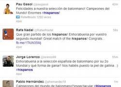 Enlace a Felicidades a los #hispanos ¡Campeones del Mundo!