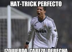 Enlace a El hat-trick perfecto