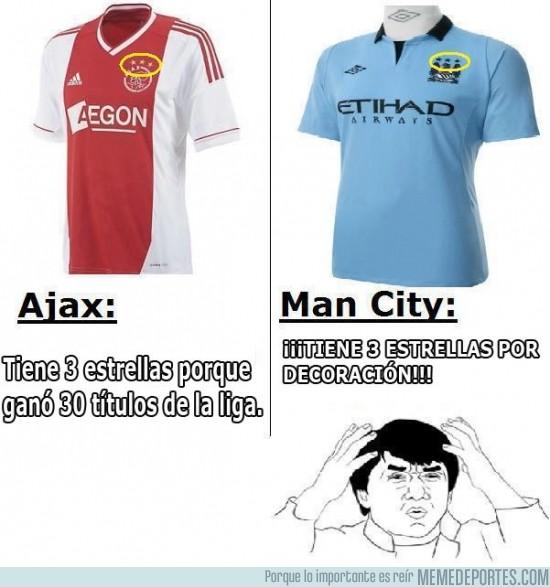 75090 - Las estrellas del Manchester City