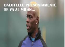 Enlace a Simplemente, el Loco Balotelli...