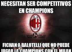 Enlace a Necesitan ser competitivos en Champions