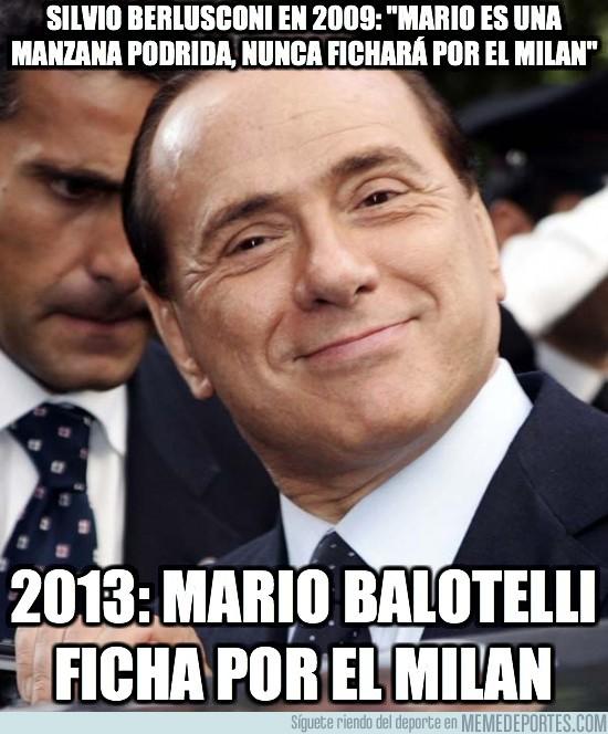 75445 - Silvio Berlusconi se tendrá que comer sus palabras