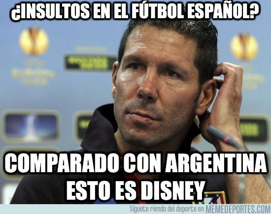 75642 - ¿Insultos en el fútbol español?