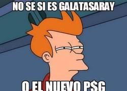 Enlace a No sé si es el Galata$aray