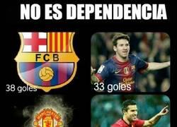 Enlace a No es dependencia