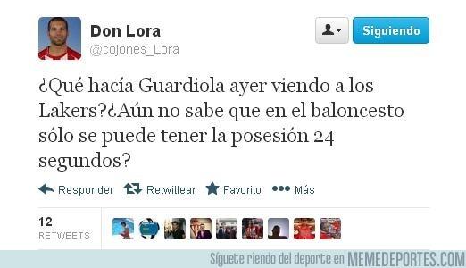 75885 - Guardiola, te has equivocado de deporte por @cojones_lora