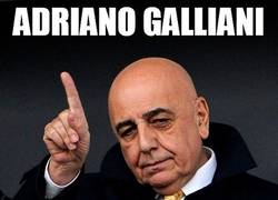 Enlace a Adriano Galliani