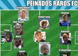 Enlace a Peinados Raros FC