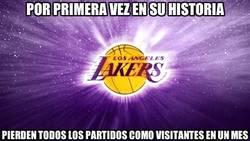 Enlace a Los Lakers, batiendo record tras record