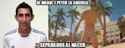 Enlace a Di María y Peter La Anguila